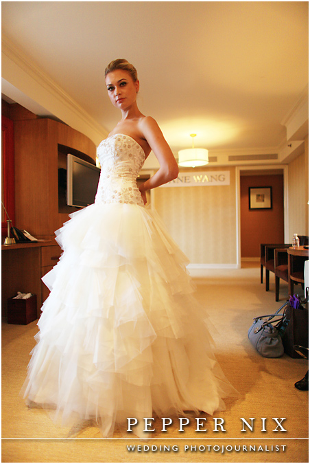 Another breathtaking ballgown!