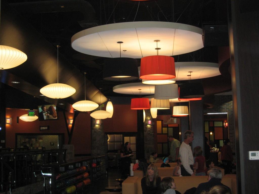 Great lighting fixtures ad decor