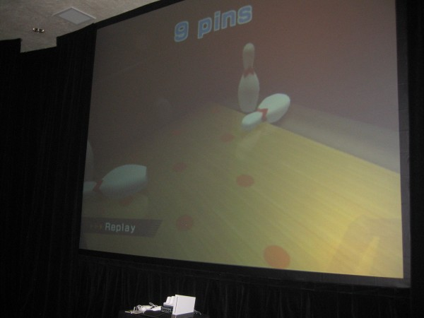 Wii Giant Screen