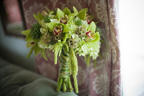 Classic Bouquet example